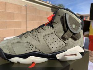 Jordan 6 Retro Travis Scott GS Size 4 for Sale in Glendale, AZ