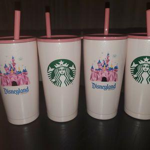 Disneyland Starbucks Tumblers for Sale in South Gate, CA