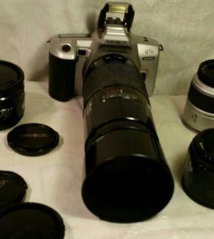 Minolta film camera. for Sale in Aurora, CO