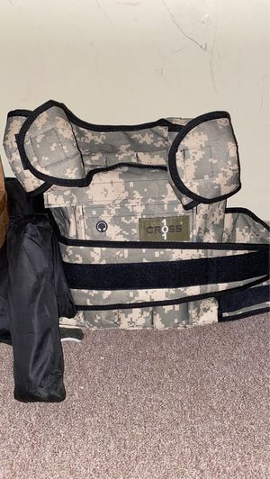 Weighted Vest (Up to 80lbs) for Sale in Brookline, MA