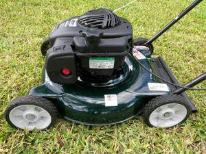 Lawn Mower Bolens Like New for Sale in Hollywood, FL