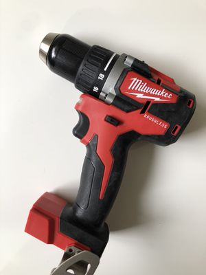 Milwaukee new drill driver brushless for Sale in Los Angeles, CA