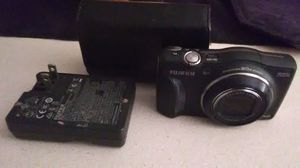 FujiFilm20XZoom Digital Camera with charger and case for Sale in Morgantown, WV