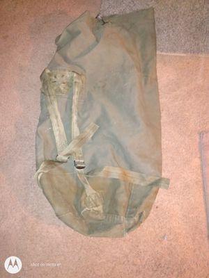 Us.Military duffle bag for Sale in Philadelphia, PA