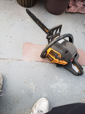 """Chainsaw 18"""" used once for Sale in Los Angeles, CA"""
