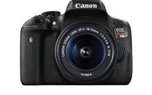 Canon Rebel T6i camera with 18-55mm lens for Sale in Monroeville, PA