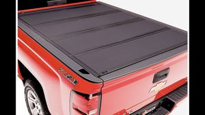 Silverado Tonneau Tri-fold Hard Cover 2014 5.8 ft for Sale in Pomona, CA
