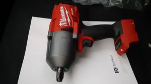 Milwaukee m18 FUEL BRUSHLESS IMPACT WRENCH for Sale in Bloomington, CA