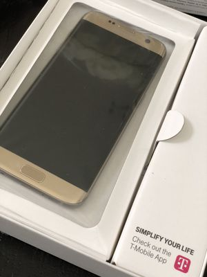 Samsung Galaxy S7 Edge NEW Gold Unlocked for Sale in Irvine, CA