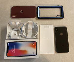 Apple Iphone 10 - Iphone X - Sprint unlock -64 GB $399 for Sale in Oshkosh, WI
