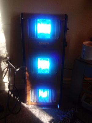 Sperti wall mount at home self tanner for Sale in Wellington, UT