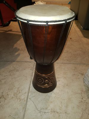 Decorative bongo for Sale in Houston, TX