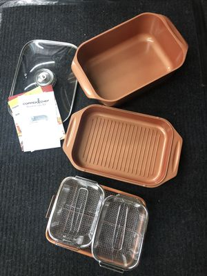 Copper Chef Wonder Cooker XL 6 Piece - New for Sale in Anaheim, CA