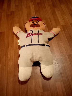 Stuffed Braves doll for Sale in Stockbridge, GA