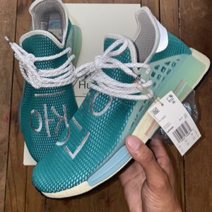 Adidas Hu Nmd Green Mesh Size 10 Deadstock for Sale in Miami, FL