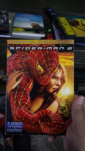 Spider-Man 2 dvd for Sale in Bellflower, CA