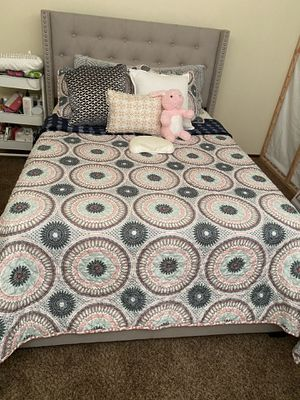 Full bed frame only for Sale in Seattle, WA