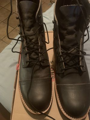 Red Wing Boots size 12 for Sale in San Antonio, TX