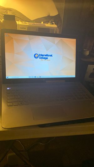 Hp Pavilion windows 10 for Sale in Fresno, CA