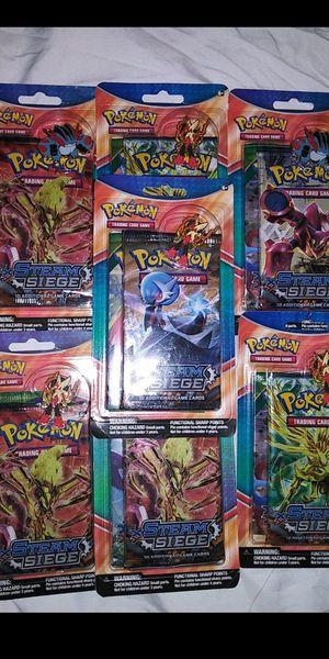 Seven Pokemon sets $50 for Sale in Norfolk, VA