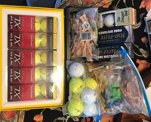 Brand new golf backs and tees for Sale in Germantown, MD