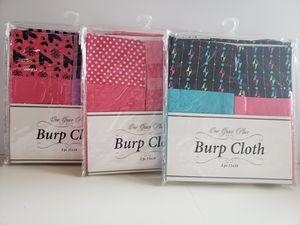 Burp Cloth for Sale in Orcutt, CA