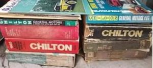 Lot of Auto Repair Manuals for Sale in Columbia, TN