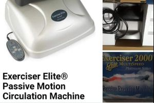 Exerciser 2000 Elite platinum for Sale in Wichita, KS