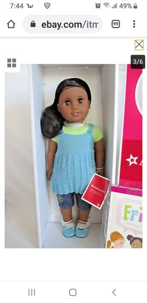 American girl doll Sonali for Sale in Reading, PA