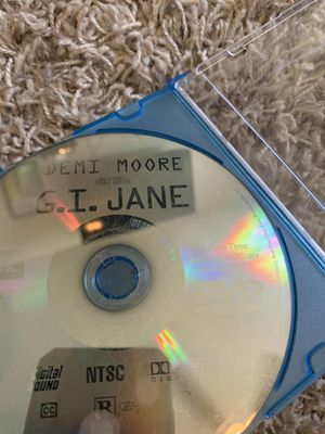 G. I. Jane dvd for Sale in Hanford, CA
