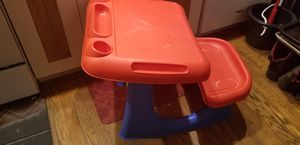 Kids drawing/school work desk for Sale in Naugatuck, CT