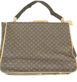 Louis Vuitton monogram cabinet garment bag for Sale in Riverside, CA
