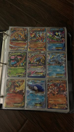 Binder full of Rare Pokemon Cards for Sale in Coral Springs, FL