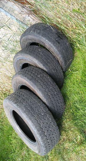 Make me a offer set of 4 tires for Sale in Salt Lake City, UT