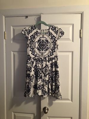 Blue and white floral dress for Sale in Brooklyn, NY
