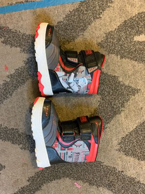 Kids Snow Boots - Star Wars (Size 2 - Youth) for Sale in Carlsbad, CA