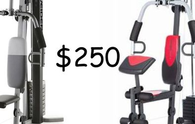 Weider Home Gyms - 250$ each / In box for Sale in Las Vegas,  NV