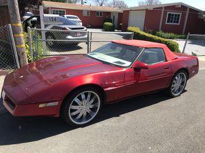 Chevy Corvette for Sale in Vallejo, CA