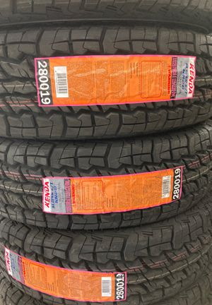 LT225/75R16 10ply KENDA KLEVER A/T (Finance Available) for Sale in Portland, OR