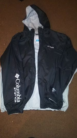 Columbia rain jacket for Sale in Washington, DC