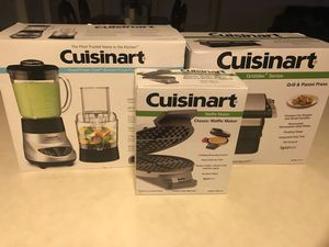 Cuisinart kitchen tools for Sale in Newton, MA