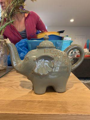 Elephant tea pot for Sale in Brambleton, VA