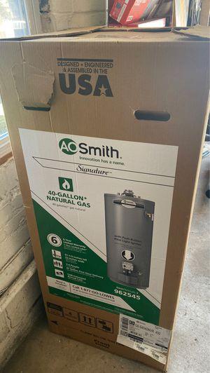 Hot water heater for Sale in Pennsauken Township, NJ