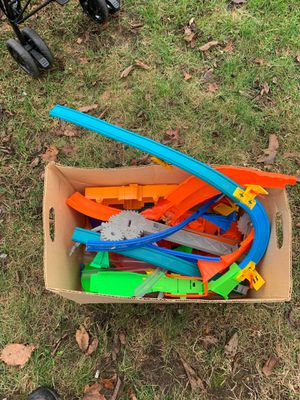 Free hot wheels kid toy parts for Sale in Malden, MA