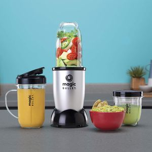 Magic Bullet Blender Silver 11 Piece Set for Sale in Los Angeles, CA