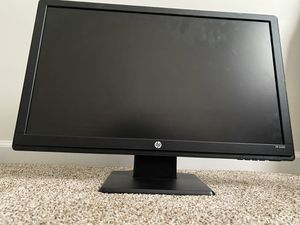 Hp Moniter for Sale in Bowie, MD