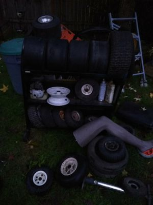 Tires for free. Must take all for Sale in Kent, WA