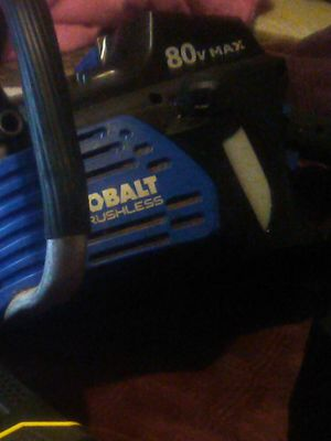 Kobalt chainsaw for Sale in Bakersfield, CA