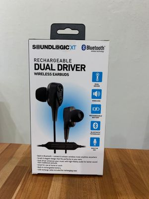 Rechargeable Dual Earbuds Bluetooth for Sale in Elmhurst, IL