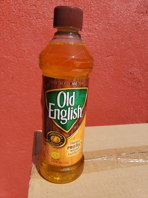 Old English lemon oil helps protect wood surfaces for Sale in Los Angeles, CA